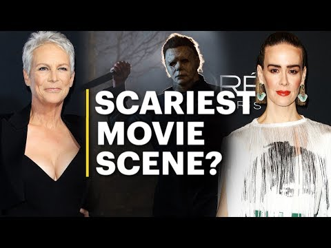 What's the Scariest Movie Scene?