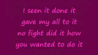 Chrisette Michelle - I'm a Star (Lyrics)