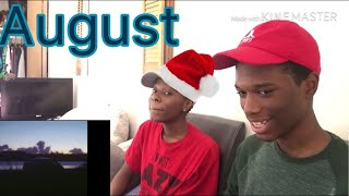 "4rif ""August"" REACTION!!!"
