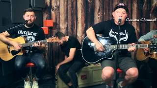 Kutless - Sea of Faces. acoustic Concert in Kiev