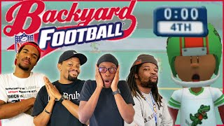 Another INSANE Tournament! Games Come Down To The LAST Snap! (Backyard Football)