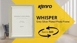 Whisper Classic Grey 360