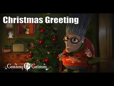 A Christmas message from Granny O'Grimm