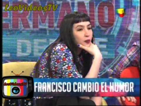 El cambio de Humor de Francisco GH 2015 #GH2015 #GranHermano
