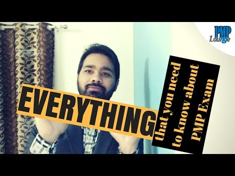 Everything that you need to know about PMP Exam | How many ...