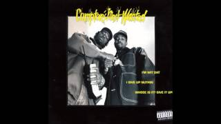 Compton's Most Wanted - I Give Up Nuthin' (Instrumental)