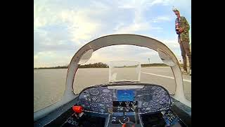 Another fun fpv flight in the freewing f5