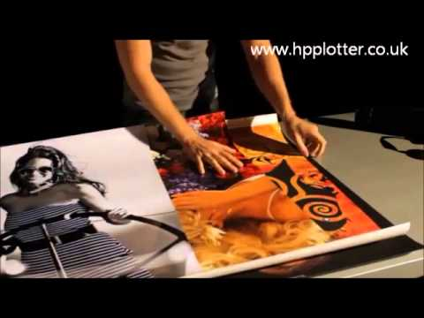 DesignJet Z6200 HP Plotter