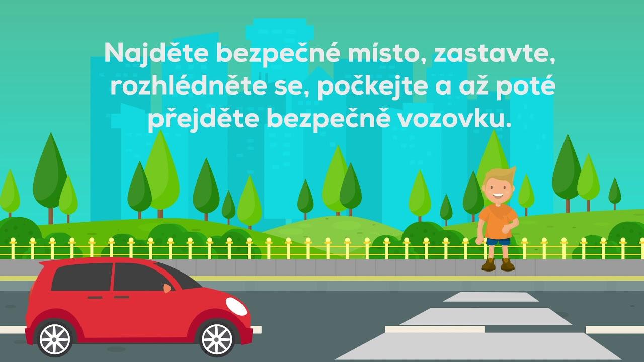 Bezpečnostní desatero pro rodiče a děti