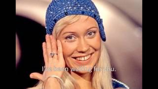 ABBA - I've Been Waiting for You (Lyrics) - HD