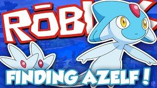 Uxie  - (Pokémon) - HOW TO FIND AZELF, UXIE AND MESPRIT! / Roblox Pokemon Brick Bronze