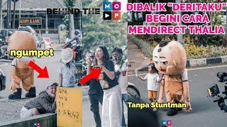 "EKSLUSIF ! DIBALIK LAYAR ""DERITAKU' SUKSES TRENDING #1  - BEHIND THE MOP"