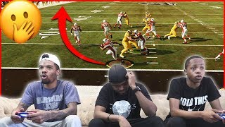 The LONGEST Interception Return This Year! That Was Embarrassing! - MUT Wars Ep.85
