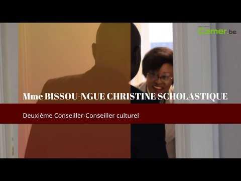 Mme Christine Bissou-Ngue dévoile les compétences des services culturels des ambassades du Cameroun