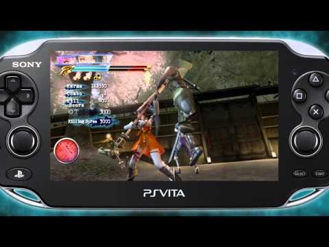 Видео № 1 из игры Ninja Gaiden Sigma 2 Plus (Б/У) [PS Vita]