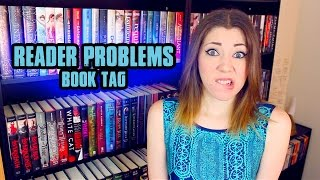 READER PROBLEMS [BOOK TAG]
