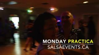 Salsa Bachata Lessons & Party all in one