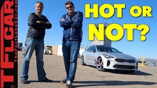 Just How Fast and Fun Is The 2018 Kia Stinger GT?