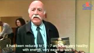 I drink Gano coffee and I feel energy and I feel strong - Gano Excel Testimonial