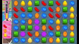 Candy Crush Saga Level 140 Basic strategy