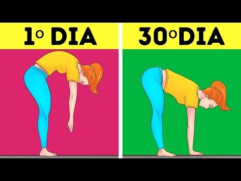 6 Melhores exercícios de alongamento para sua saúde