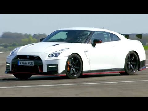 Chris Harris Lap: Nissan GT-R Nismo | Extra Gear | BBC