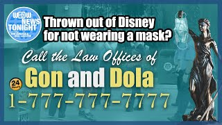 Gon and Dola: Maskless Lawyers