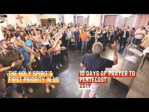 Սուրբ Հոգիին Առաջնահերթութիւնը Մեր Մէջ - Հովիւ Լեւոն Մոմճեան