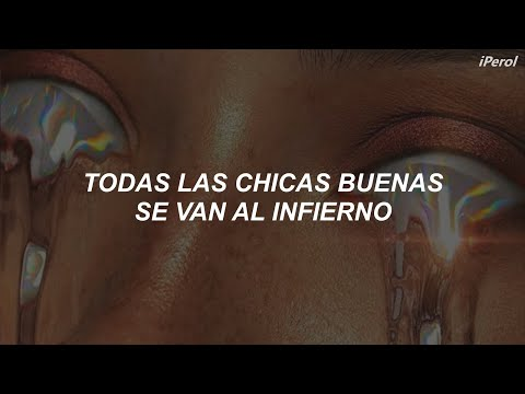 Billie Eilish - all the good girls go to hell // Español