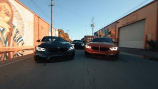 Cars in EMPTY CITY (CORONAVIRUS) // Cinematic FPV, FPV Freestyle