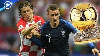 Luka Modric vote Antoine Griezmann pour le Ballon d'Or | Revue de presse