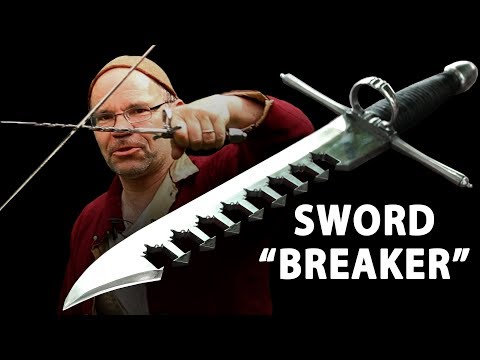 "Sword ""Breaker"" or Sword ""Catcher""?"