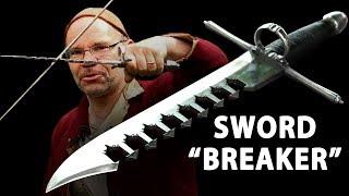 """Sword """"Breaker"""" or Sword """"Catcher""""?"""