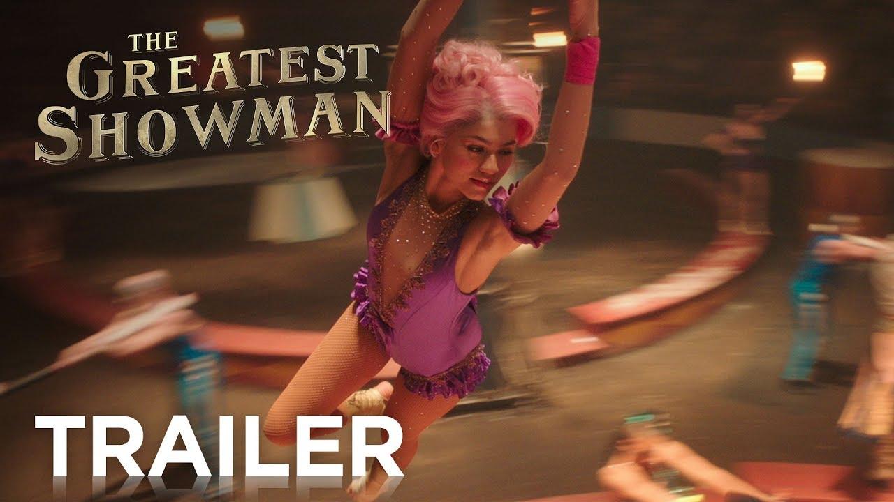 Trailer för The Greatest Showman
