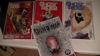 COMIC BOOK WEDNESDAY 26/3/2014 ghost rider#1