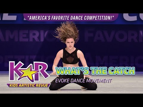 """""""What's The Catch"""" from EVOKE DANCE MOVEMENT"""