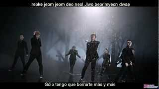 Kim Hyung Jun Sorry I'm Sorry sub español romanizacion