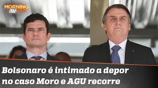 Por escrito ou olho no olho: Bolsonaro recorre de decisão sobre depoimento à PF