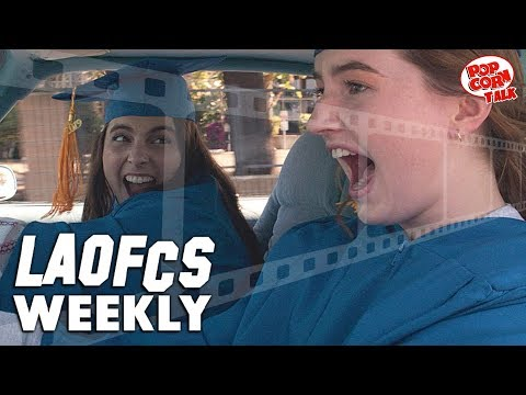 LAOFCS Weekly: Olivia Wilde gets Booksmart, Best High School Movies, and Cannes Recap