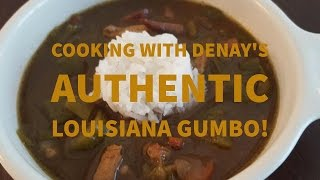How To Make Authentic Louisiana Gumbo