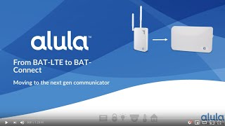 From BAT-LTE to BAT-Connect