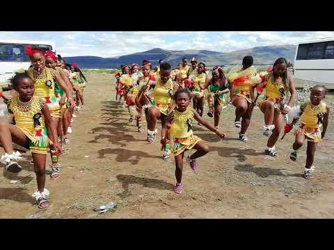 Umkhosi womhlanga 2018...IHawu cultural activities