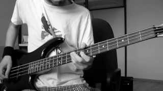 Anti Flag - You´ve got to die for the government (Bass cover)