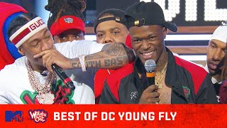 DC Young Fly's Most Shocking & Funniest Moments   Wild 'N Out