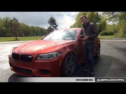 Review: 600HP 2014 BMW M5