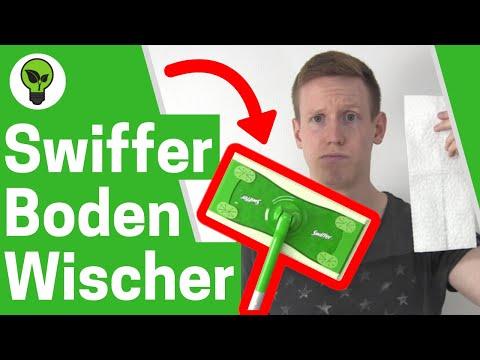 Swiffer Bodenwischer Anwendung ✅ ULTIMATIVE ANLEITUNG: Wie feuchte Bodentücher & Tuch befestigen???