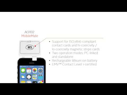 ACS Mobile Card Readers