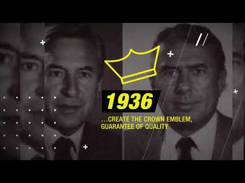 BOLLÉ SAFETY - HISTORY OF THE CROWN