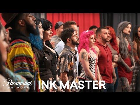 Video trailer för A First Look At Ink Master Season 8