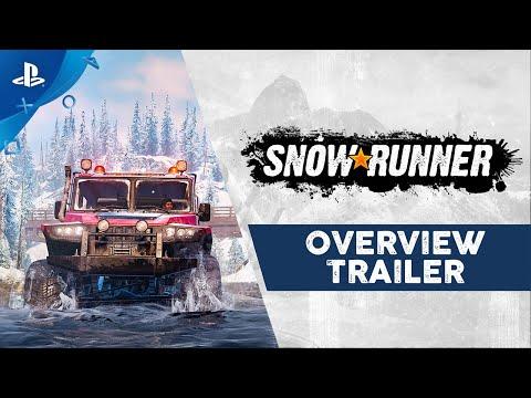 Trailer de SnowRunner A MudRunner Game Premium Edition